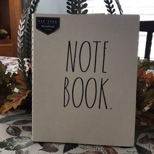 Rae Dunn Notebook 📒